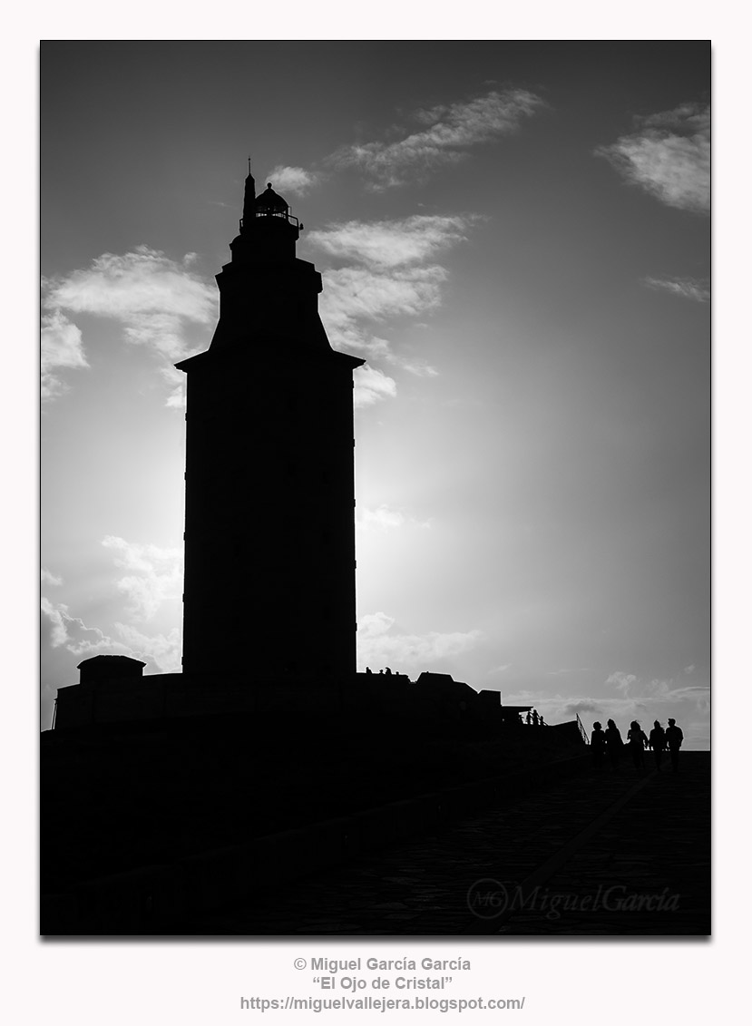 Torre de Hércules, A Coruña.