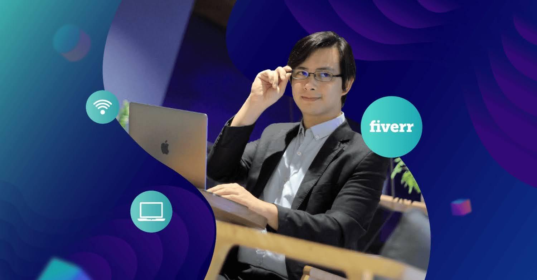 Khóa học hướng dẫn trở thành Freelancer chuyên nghiệp - Kiếm $500 mỗi tháng với công việc freelancer trên nền tảng Fiverr (người mới bắt đầu hoặc đã có kinh nghiệm vẫn học được)