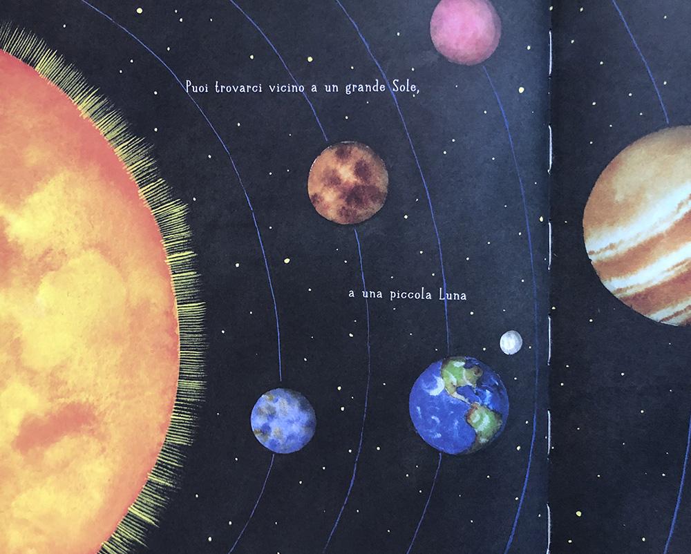 Se vieni sulla Terra