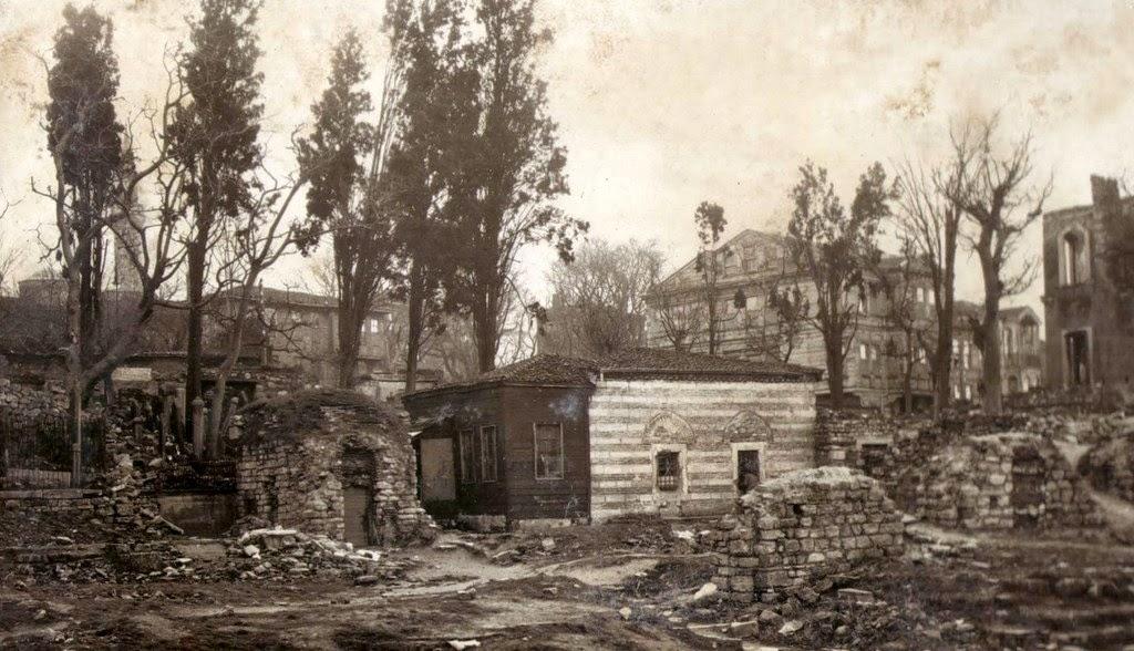 Vefa Cami ve Külliyesi 1941 Yılları