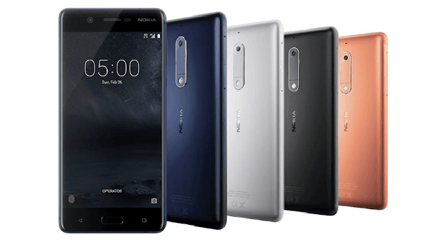 Nokia 5 Features