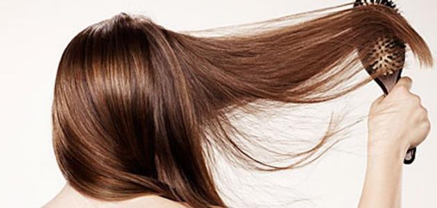 خلطة من المواد الطبيعية لتفتيح لون الشعر