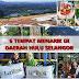 6 Tempat Menarik di Daerah Hulu Selangor