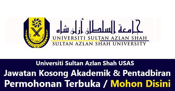 Universiti Sultan Azlan Shah USAS