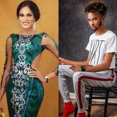 See the before and after Pictures of Nigerian Transgender, Buchi Alexandra who slammed Bobrisky on social media