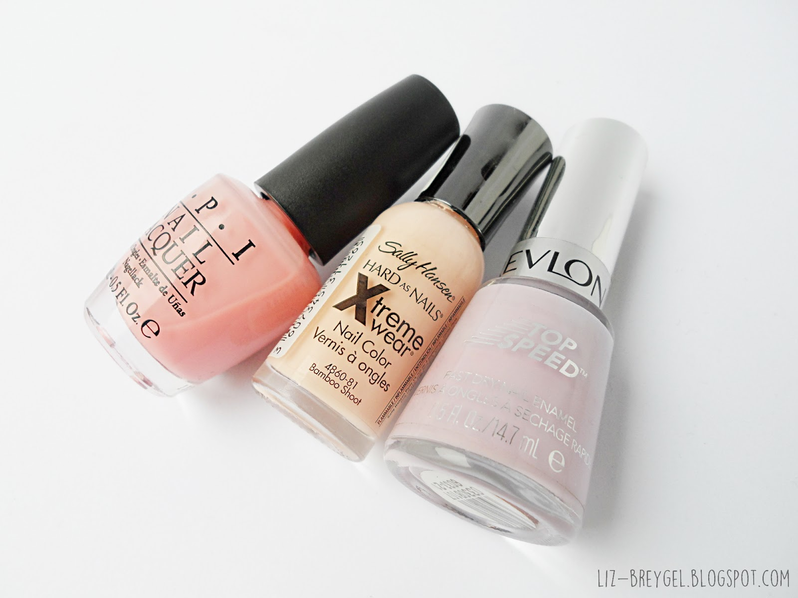 opi isn`t that precious sally hansen bamboo shoot revlon lily isabelle dupont faberlic nail polish lacquer