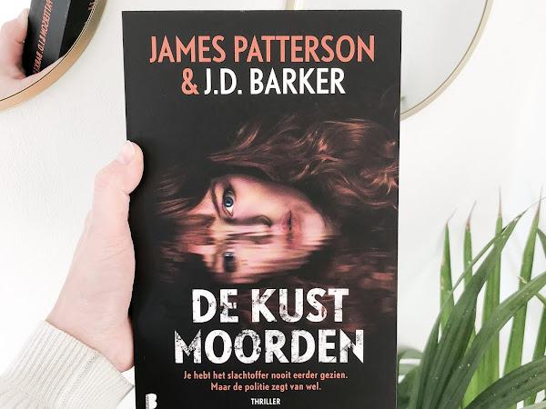 Boek Review | De Kustmoorden - James Patterson & J.D. Barker