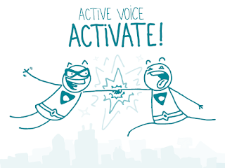 pengertian active dan contohnya