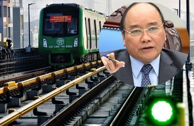"""Ì ạch mãi chưa xong, Thủ tướng phải ra """"lệnh"""" xử lý nghiêm sai phạm tại dự án Cát Linh – Hà Đông"""