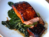 Salmon Teriyaki  Recipe | Healthy Sea Foods Salmon Recipe
