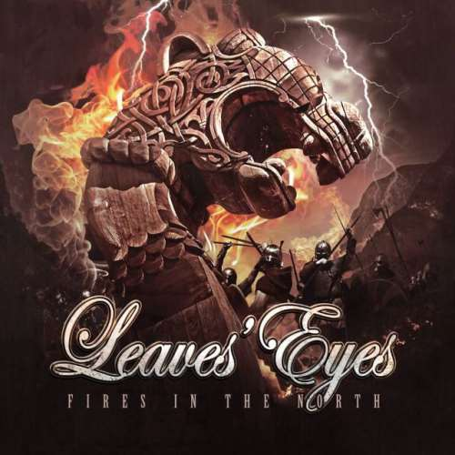 "LEAVES' EYES: Lyric video για το νέο κομμάτι ""Fires in the North"""