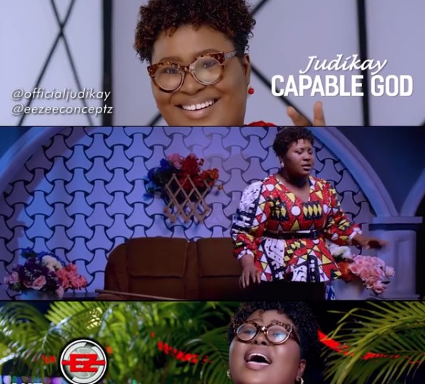 Capable God - Judikay (Official Video)