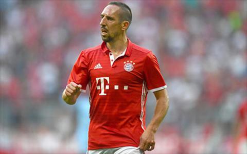 Ở độ tuổi 35, Franck Ribery không còn đứng ở đỉnh cao phong độ nữa.