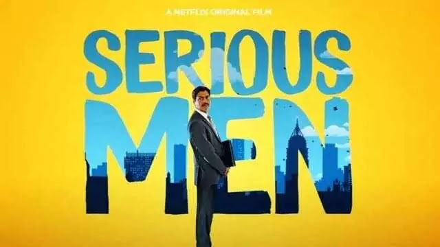 Serious Men Full Movie Watch Download Online Free - Netflix