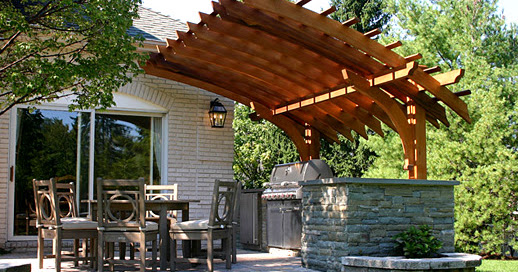 Landscaping for outdoor living in Boise, Eagle, Meridian, and Nampa, Idaho
