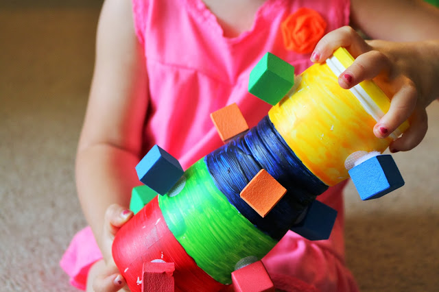 fine motor color sorting for toddlers
