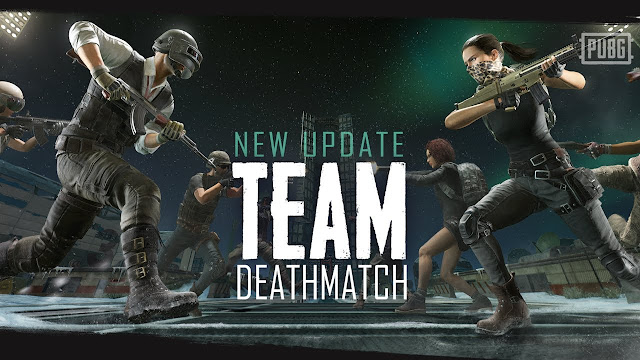 PUBG Update 6.2 brings Arcade Mode featuring Team Deathmatch
