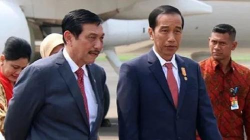 """Pengamat: Curhatan Mega Menunjukkan Kuatnya """"Kuasa"""" Luhut atas Jokowi"""