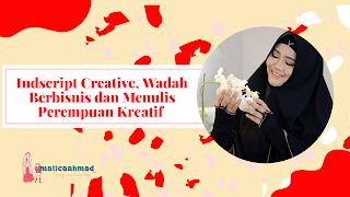 Indscript Creative memberdayakan perempuan