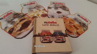 nutella ile ramazan tarifleri