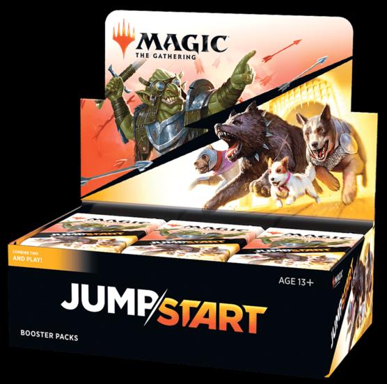 Magic: The Gathering Arena jumpstart pack