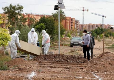 فيروس كورونا يحصد اسماء وزانة في مجال الطب بالمغرب