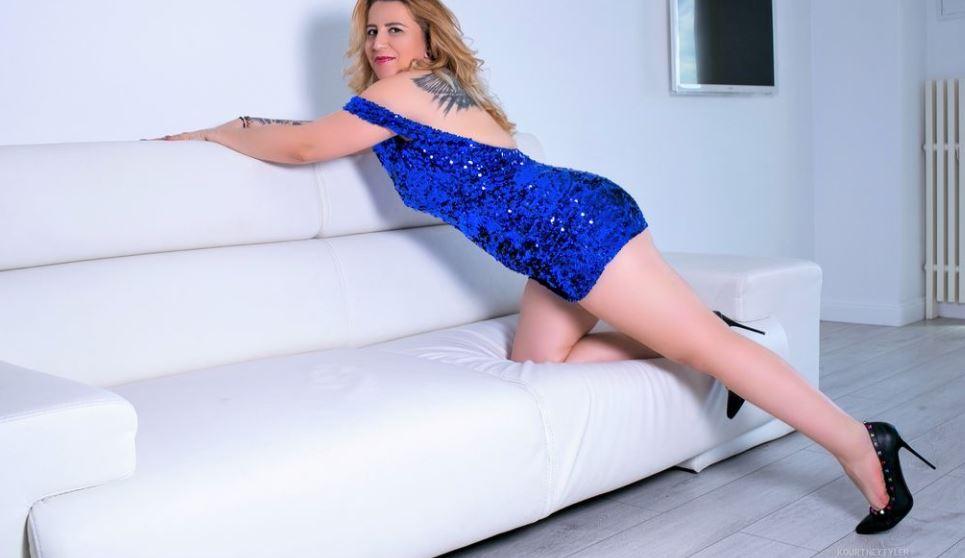 KourtneyTyler Model GlamourCams