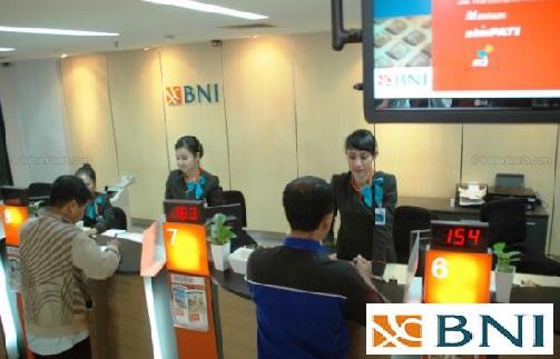 LOKER BANK BNI TAHUN 2016