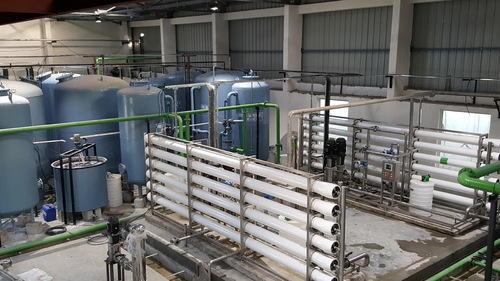 Sistem Pengolahan Air Umpan Boiler
