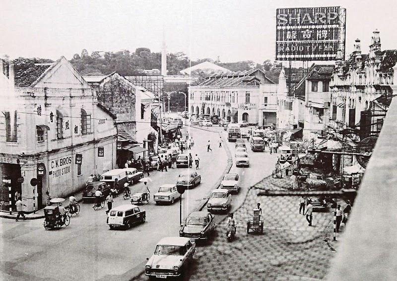 Nama-Nama Jalan di Kuala Lumpur Sebelum Merdeka