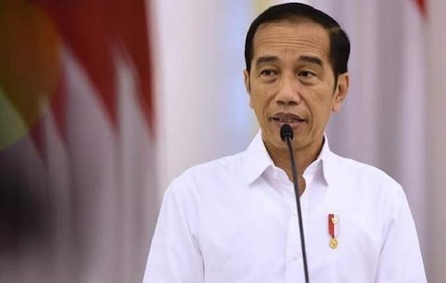 Akhirnya Tanggapi Demo Tolak UU Cipta Kerja, Jokowi Salahkan Hoaks di Medsos