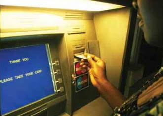 atm bank sms