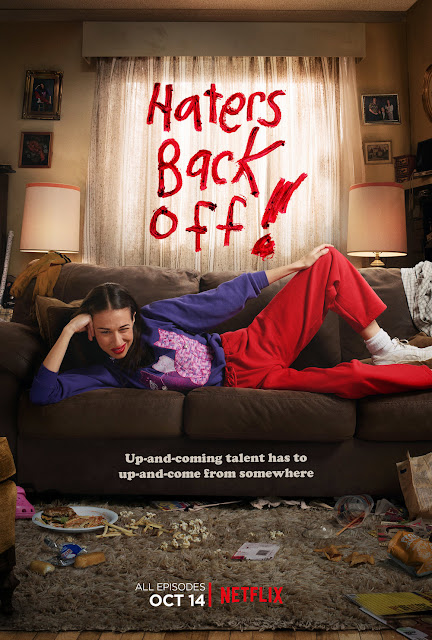 Haters Back Off (2016-) ταινιες online seires oipeirates greek subs