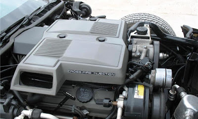 Cross Fire Injection Corvette