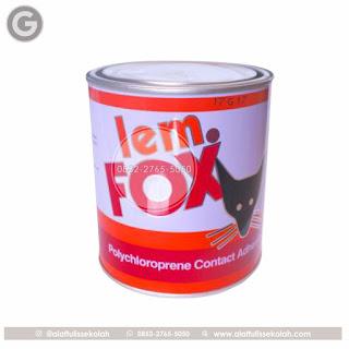 distributor lem fox surabaya | +62 852-2765-5050
