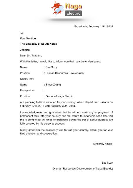 7 Contoh Surat Keterangan Kerja Yang Sesuai Prosedur Dan