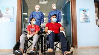 Más de 1,600 personas libres de coronavirus en República Dominicana; tasa de letalidad sigue bajando, 4.19