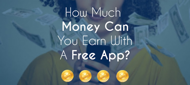 Earn money with free App