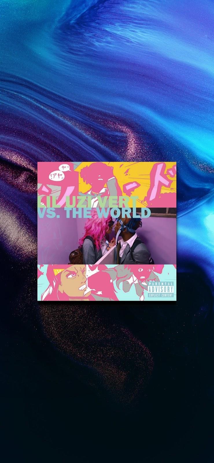 luv vs the world wallpaper