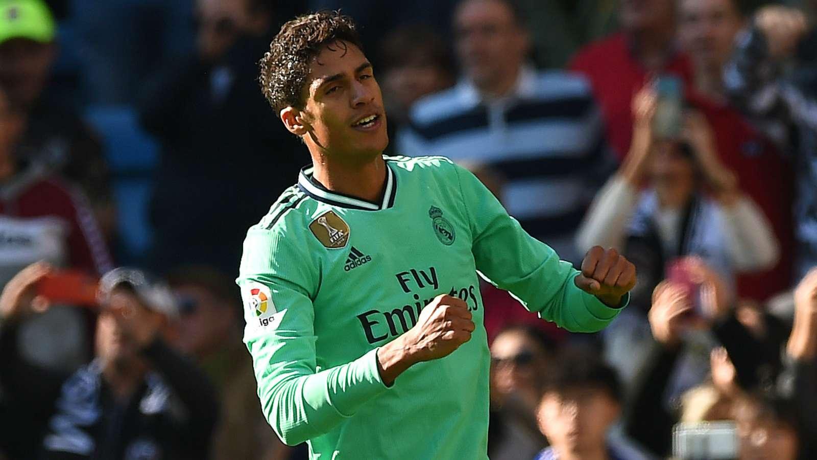Varane praises Cristiano Ronaldo and talks about El Clasico