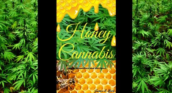 Honey Cannabis Book