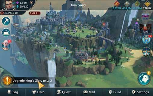 Mobile Royale MMORPG 1 3 5 Apk + Mod + Data Android - APK MOD
