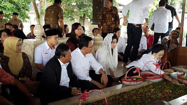 Mega Ternyata Pernah Curhat ke Jokowi Soal Gaya Bicara Ahok