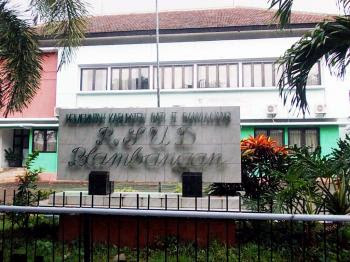 RSUD Blambangan Banyuwangi.
