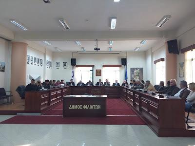 Συνεδριάζει τη Τετάρτη το Δημοτικό Συμβούλιο Φιλιατών