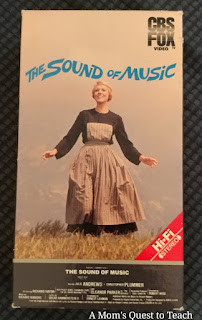 VHS of The Sound of Music
