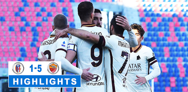 Bologna vs Roma – Highlights