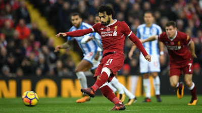 Huddersfield vs Liverpool: Premier League live stream info.