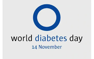 World Diabetes Day: 14 November