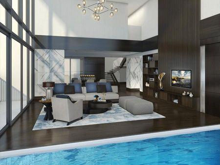 Thiết kế nội thất mô phỏng WynDham Soleil